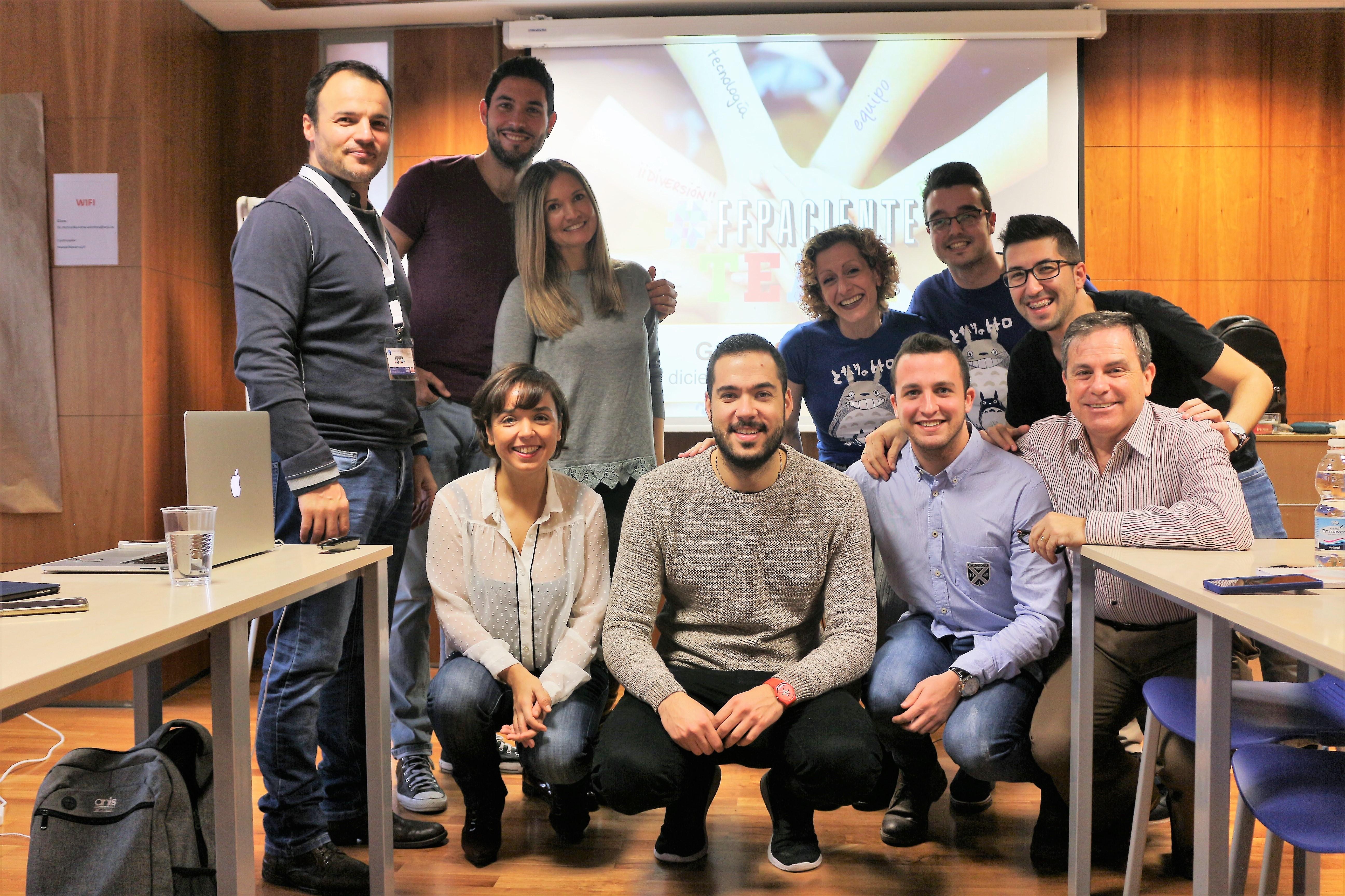 Reuni n del grupo de trabajo aec ffpaciente en madrid - Trabajo desde casa madrid ensobrando ...