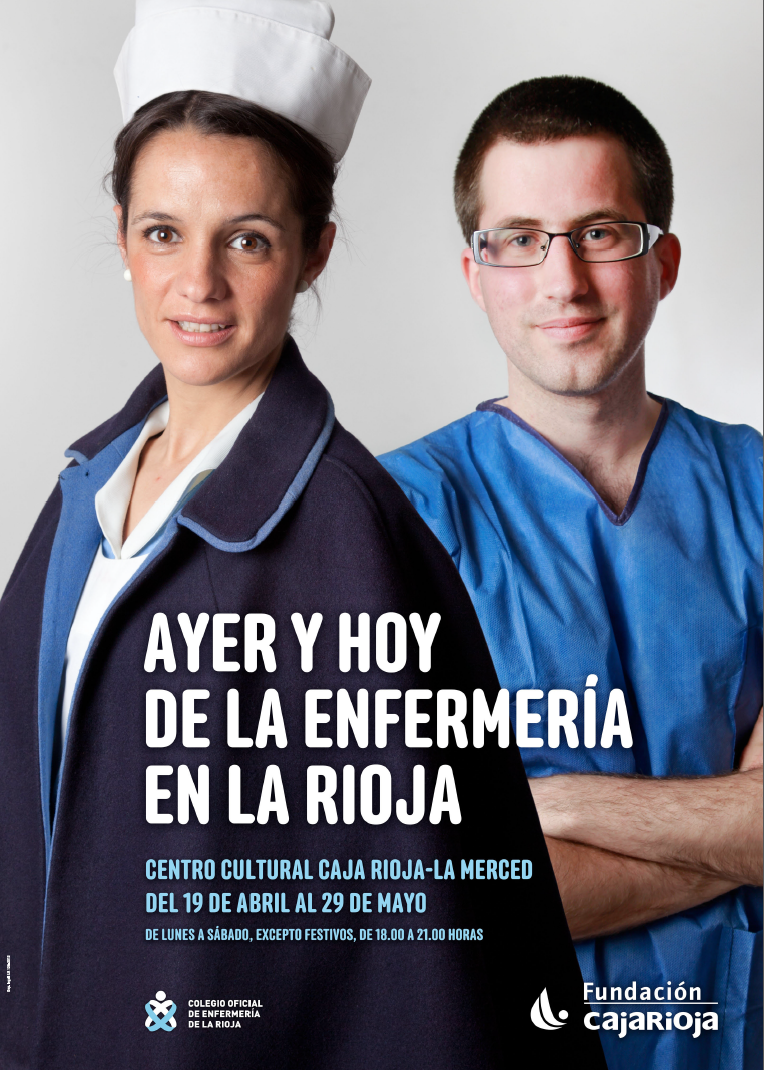 Cartel Enfermería LaRioja