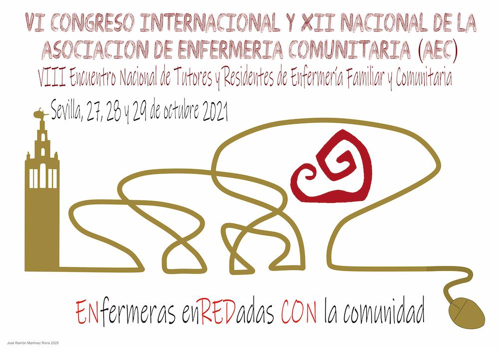 VI Congreso Internacional y XII Nacional de la Asociación de Enfermería Comunitaria (AEC) @ Online